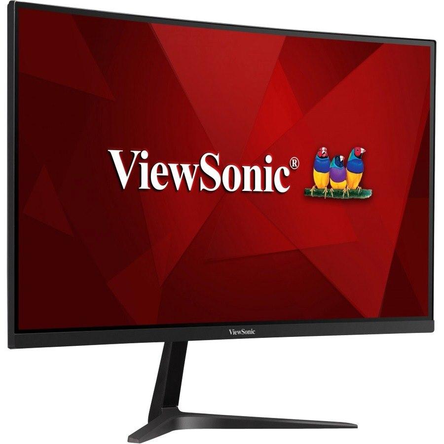 """Viewsonic VX2718-2KPC-MHD 68.6 cm (27"""") QHD Curved Screen LED Gaming LCD Monitor - 16:9 - Black"""