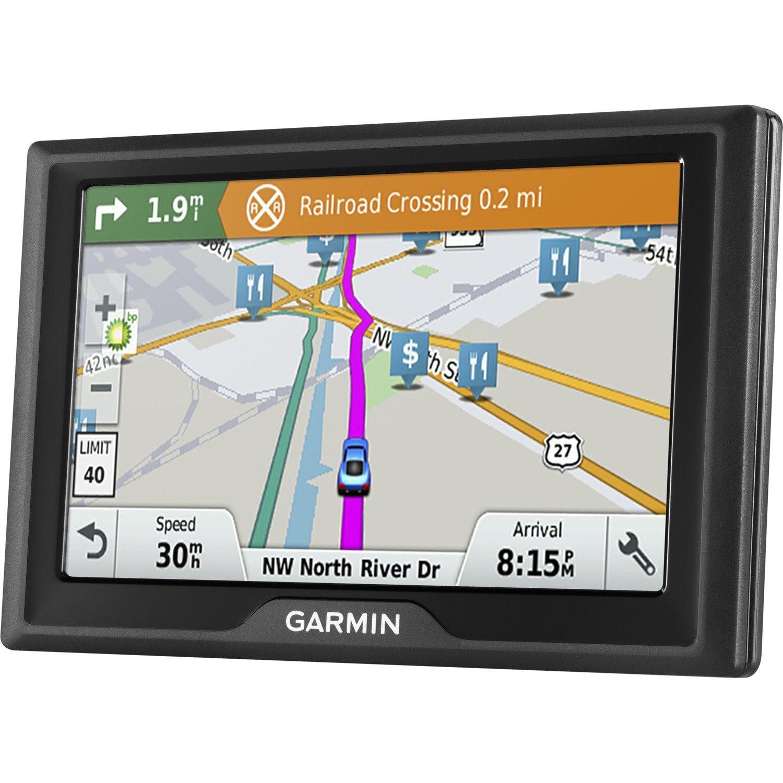 Garmin Drive 51 LM Automobile Portable GPS Navigator - Portable