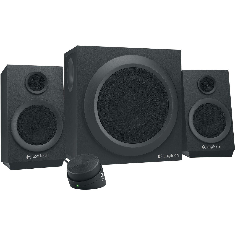 Logitech Z333 2.1 Speaker System - 40 W RMS