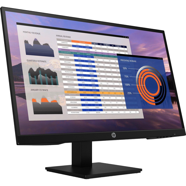 "HP P27h G4 68.6 cm (27"") Full HD LED LCD Monitor - 16:9"