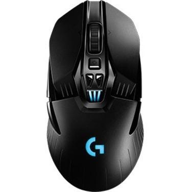 Logitech G903 Gaming Mouse - Wi-Fi - USB - PMW3366 - 11 Button(s)