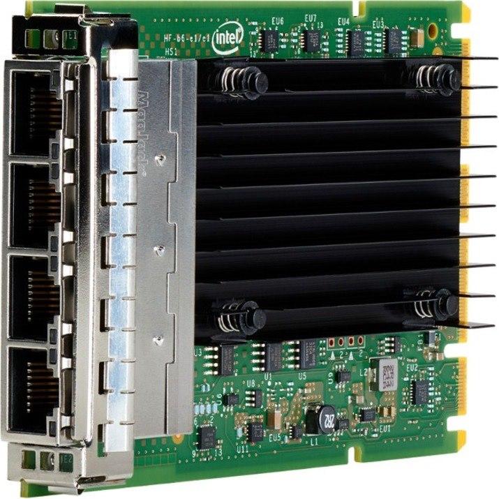 HPE Gigabit Ethernet Card - 1000Base-T - Plug-in Card