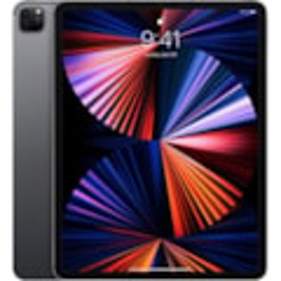 "Apple iPad Pro (5th Generation) Tablet - 32.8 cm (12.9"") - M1 Octa-core (8 Core) - 16 GB RAM - 2 TB Storage - iPadOS 14 - 5G - Space Gray"