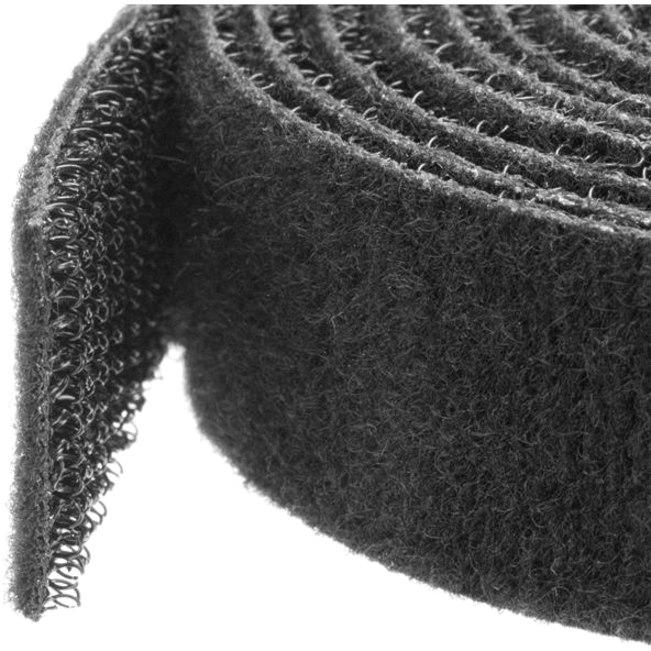 StarTech.com Tie Strap - Black - 1 Pack