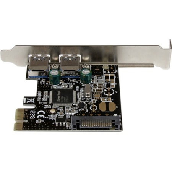 StarTech.com USB Adapter - PCI Express x1 - Plug-in Card