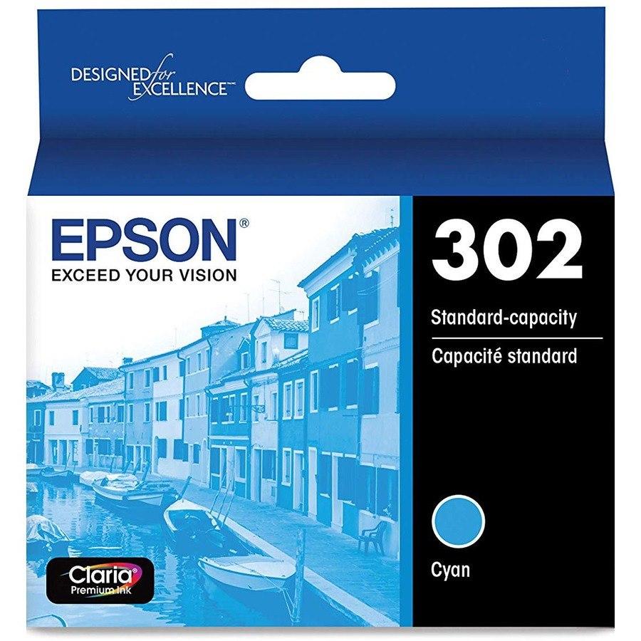 Epson Claria Premium Original Ink Cartridge - Cyan