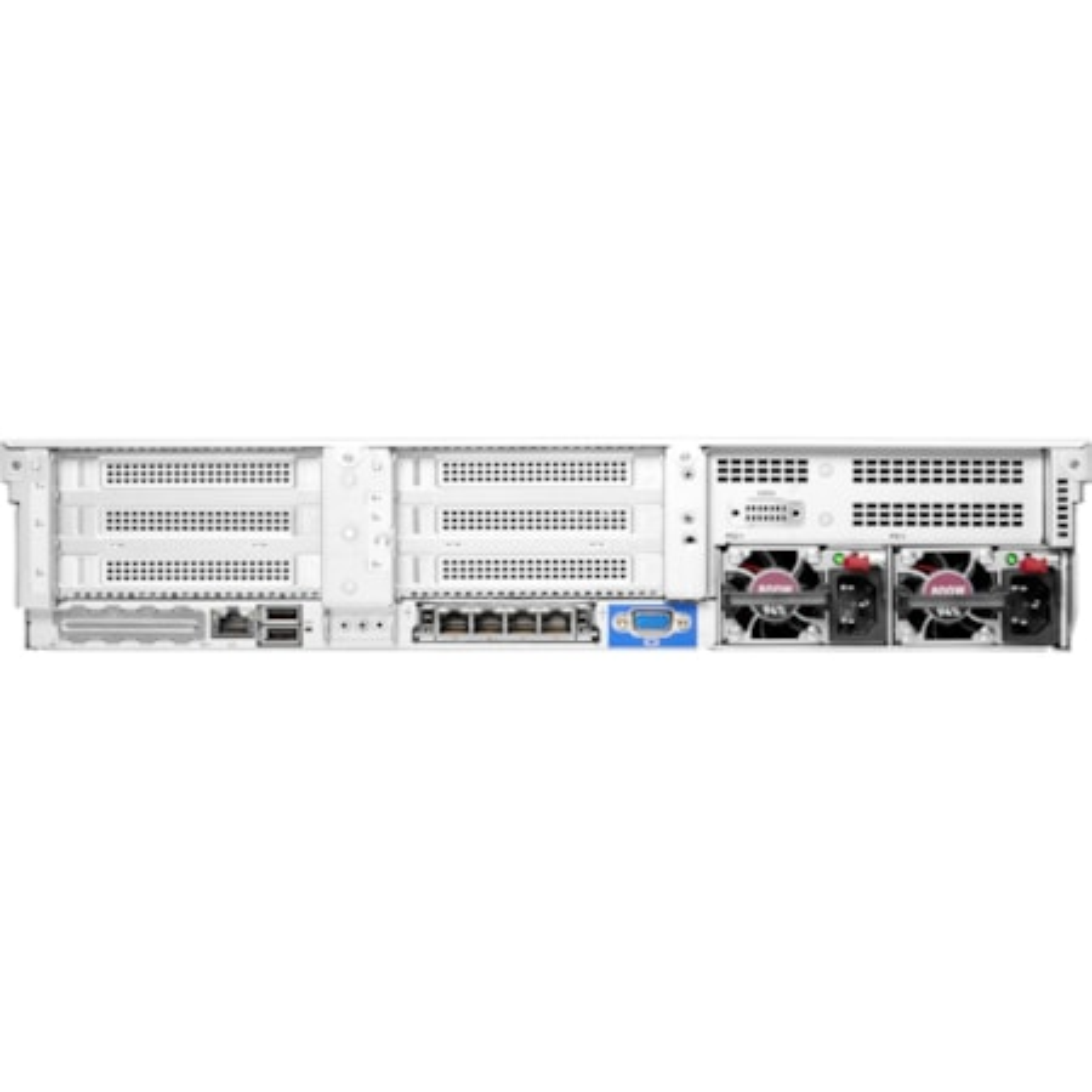 HPE ProLiant DL380 G10 Plus 2U Rack Server - 1 x Intel Xeon Silver 4314 2.40 GHz - 32 GB RAM - 12Gb/s SAS Controller