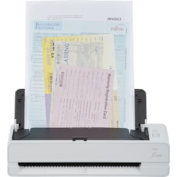 Fujitsu fi-800R Ultra-Compact, Color Duplex Document Scanner with Dual Auto Document Feeders (ADF)