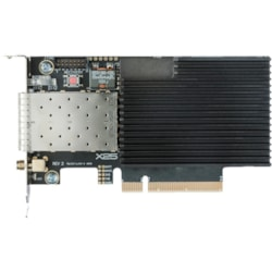 Cisco Nexus X25 25Gigabit Ethernet Card - 25GBase-SR, 25GBase-LR, 25GBase-CR - Plug-in Card