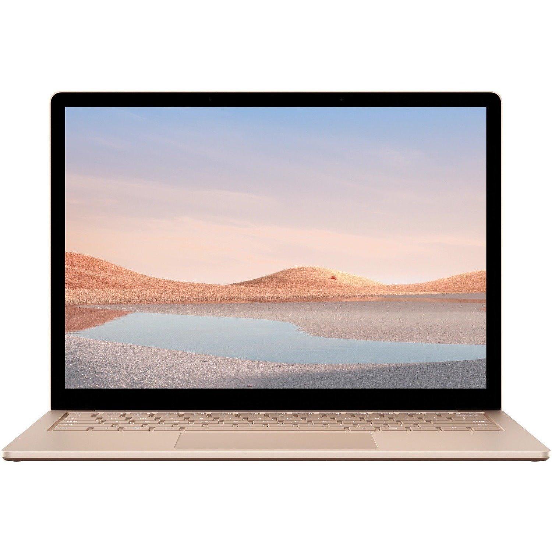 "Microsoft Surface Laptop 4 34.3 cm (13.5"") Touchscreen Notebook - 2256 x 1504 - Intel Core i5 - 8 GB RAM - 512 GB SSD - Sandstone"