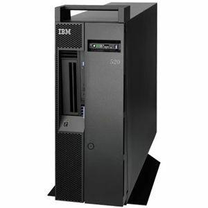 IBM Power 520 8203-E4A Server - IBM POWER6 4.20 GHz - 1 GB RAM - Serial Attached SCSI (SAS) Controller