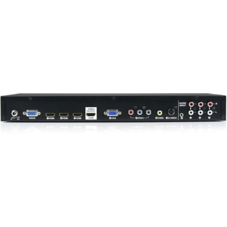 StarTech.com Audio/Video Switchbox - Cable - TAA Compliant