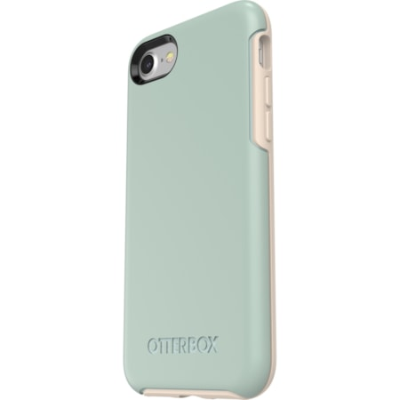 OtterBox Symmetry Case for Apple iPhone 7, iPhone 8 Smartphone - Muted Waters