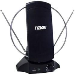 Naxa High Powered Amplified Antenna Suitable For HDTV and ATSC Digital Television