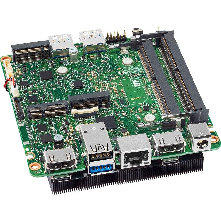 Intel NUC 11 Pro NUC11TNBv7 Desktop Motherboard - Intel Chipset - Socket BGA-1449 - Ultra Compact