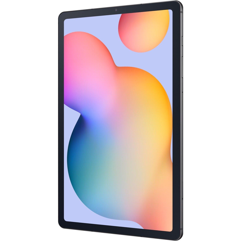 "Samsung Galaxy Tab S6 Lite SM-P610 Tablet - 26.4 cm (10.4"") - ARM Cortex A73 Quad-core (4 Core) 2.30 GHz - 4 GB RAM - 64 GB Storage - Android 10 - Oxford Gray"