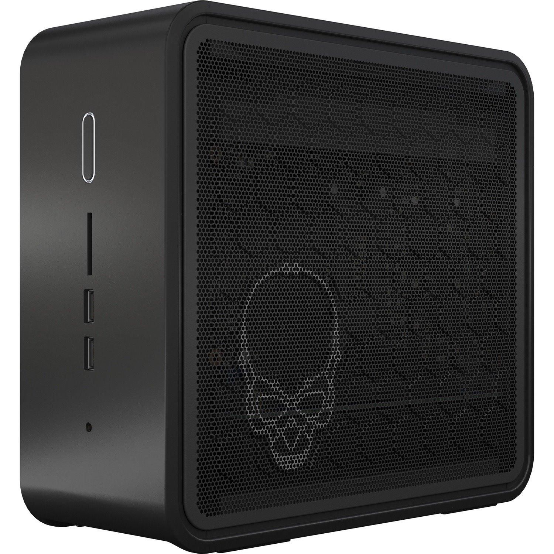Intel NUC 9 Extreme NUC9i7QNX Gaming Barebone System - Mini PC - Intel Core i7 9th Gen i7-9750H