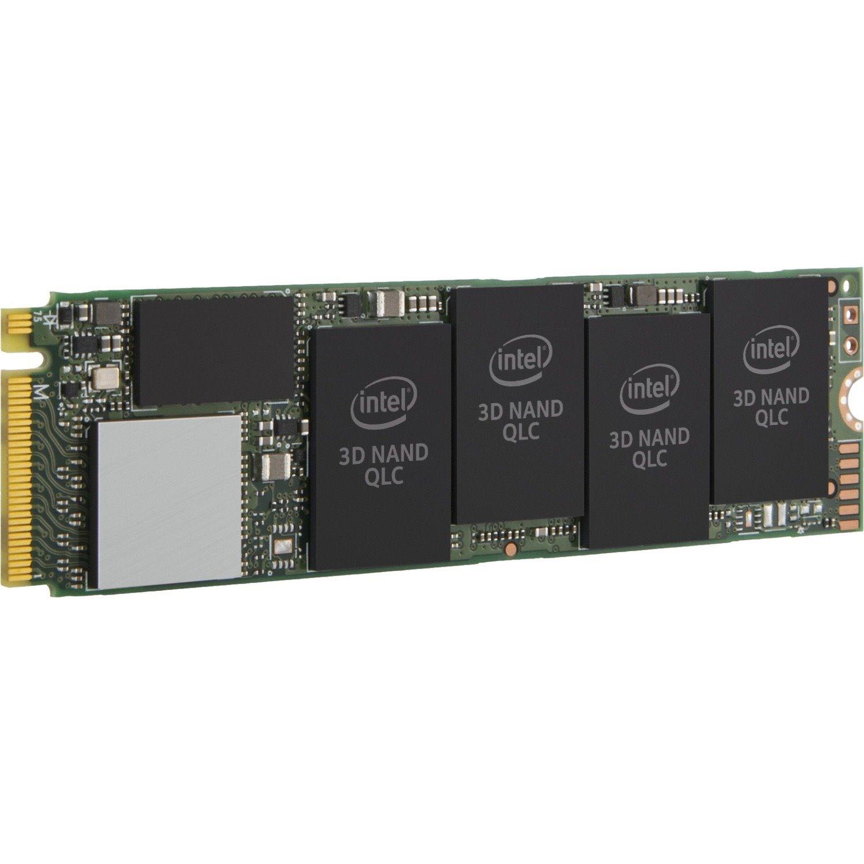 Intel 660p 1 TB Solid State Drive - M.2 2280 Internal - PCI Express (PCI Express 3.0 x4)