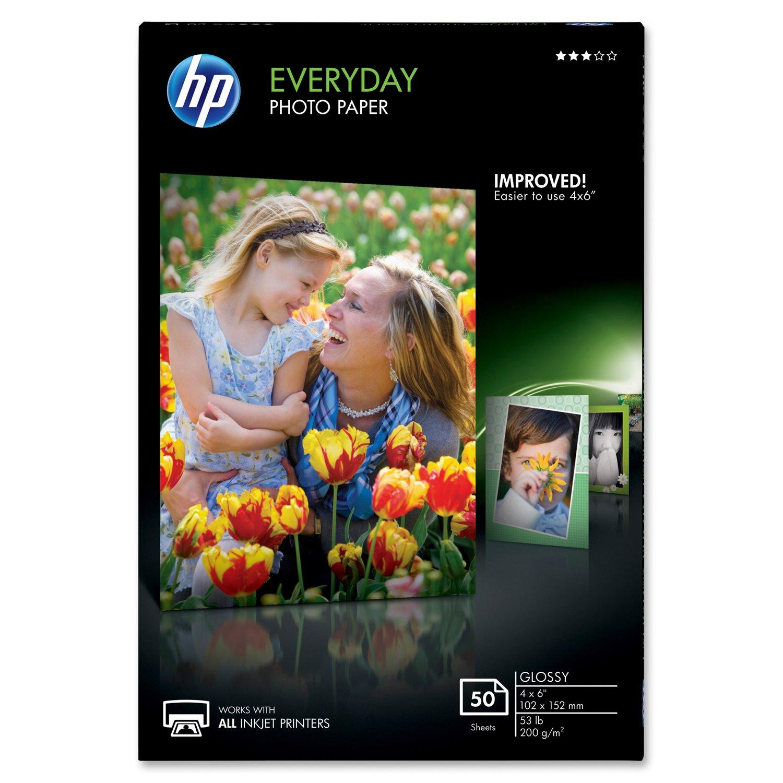 HP Everyday Inkjet Photo Paper