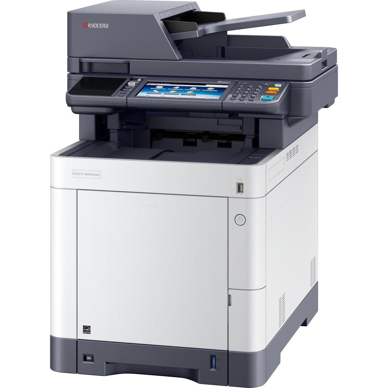 Kyocera Ecosys M6630cidn Laser Multifunction Printer - Colour