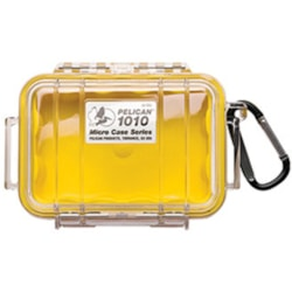 Pelican 1010 Carrying Case Multipurpose - Yellow
