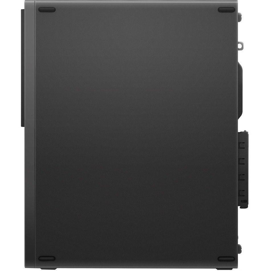 Lenovo ThinkCentre M720s 10STA018AU Desktop Computer - Intel Core i3 9th Gen i3-9100 3.60 GHz - 8 GB RAM DDR4 SDRAM - 1 TB HDD - Small Form Factor - Raven Black