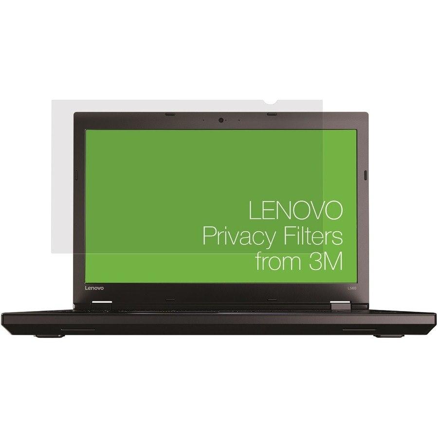 Lenovo PF14.0W Yes Privacy Screen Filter - Black