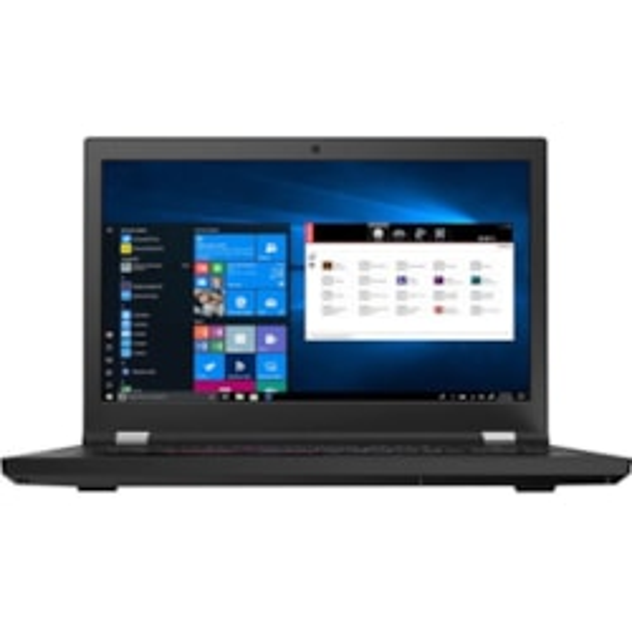 "Lenovo ThinkPad P15 Gen 1 20ST002DAU LTE Advanced 39.6 cm (15.6"") Mobile Workstation - Full HD - 1920 x 1080 - Intel Core i7 10th Gen i7-10850H Hexa-core (6 Core) 2.70 GHz - 16 GB RAM - 1 TB SSD - Black"