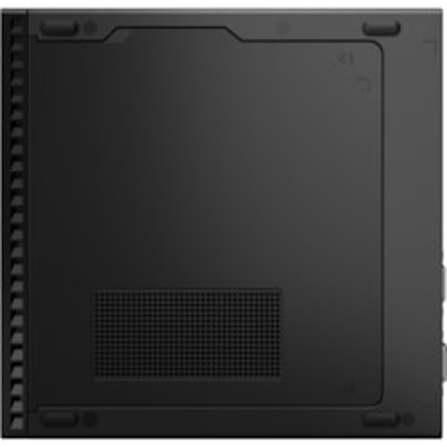 Lenovo ThinkCentre M90q 11CR002MAU Desktop Computer - Intel Core i7 10th Gen i7-10700 Octa-core (8 Core) 2.90 GHz - 16 GB RAM DDR4 SDRAM - 1 TB SSD - Tiny - Raven Black