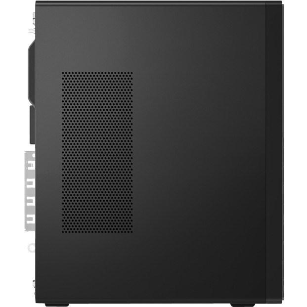 Lenovo ThinkCentre M80t 11CS000SAU Desktop Computer - Intel Core i7 10th Gen i7-10700 Octa-core (8 Core) 2.90 GHz - 8 GB RAM DDR4 SDRAM - 512 GB SSD - Tower - Raven Black