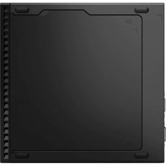 Lenovo ThinkCentre M80q 11DN001HAU Desktop Computer - Intel Core i5 10th Gen i5-10500T Hexa-core (6 Core) 2.30 GHz - 16 GB RAM DDR4 SDRAM - 512 GB SSD - Tiny - Raven Black