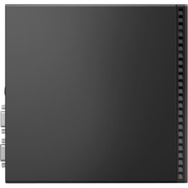 Lenovo ThinkCentre M80q 11DN001JAU Desktop Computer - Intel Core i5 10th Gen i5-10500T Hexa-core (6 Core) 2.30 GHz - 8 GB RAM DDR4 SDRAM - 256 GB SSD - Tiny - Raven Black