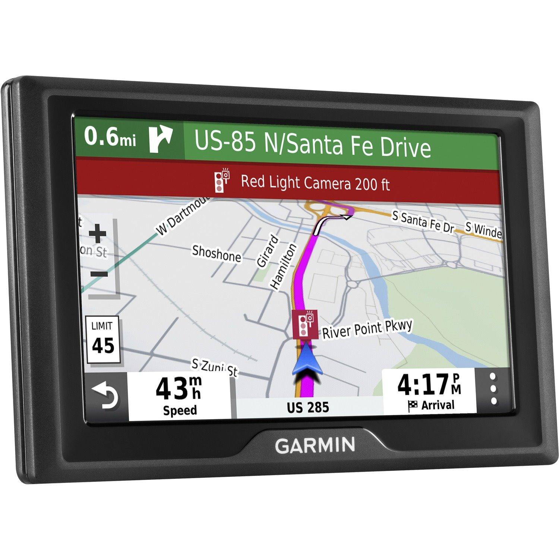 Garmin Drive 52 Automobile Portable GPS Navigator - Portable, Mountable