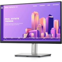 """Dell P2222H 54.6 cm (21.5"""") Full HD WLED LCD Monitor - 16:9"""