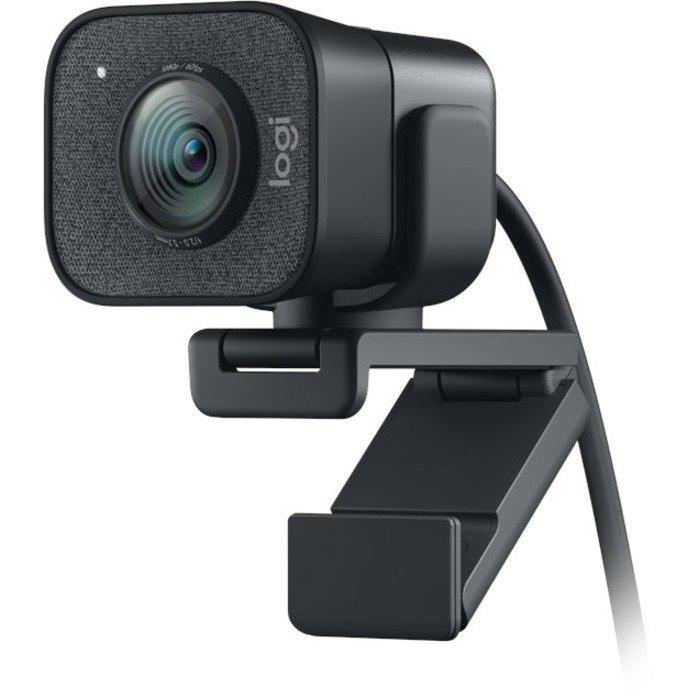 Logitech StreamCam Webcam - 60 fps - Graphite - USB 3.1
