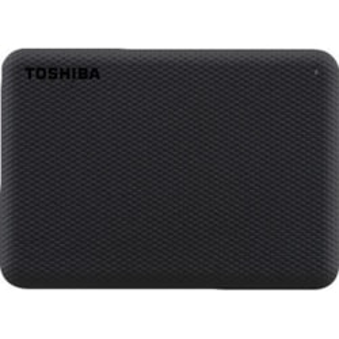 "Toshiba Canvio Advance 2 TB Portable Hard Drive - 2.5"" External - Black"