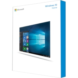 Microsoft Windows 10 Home 32-bit - Complete Box Product - 1 Licence