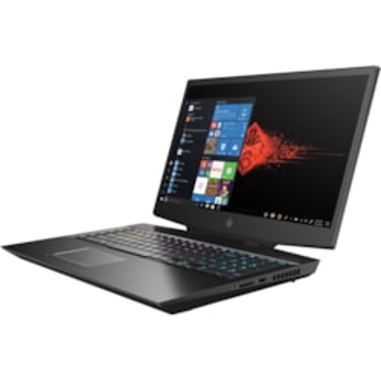 "HP OMEN 17-cb1000 17-cb1052TX 43.9 cm (17.3"") Gaming Notebook - Full HD - 1920 x 1080 - Intel Core i9 (10th Gen) i9-10885H Octa-core (8 Core) 2.40 GHz - 16 GB RAM - 512 GB SSD - Shadow Black Aluminum"
