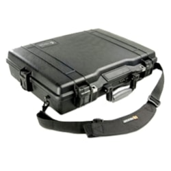 """Pelican 1495 Carrying Case for 43.2 cm (17"""") Notebook - Black"""