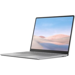 "Microsoft Surface Laptop Go 31.5 cm (12.4"") Touchscreen Notebook - 1536 x 1024 - Intel Core i5 (10th Gen) i5-1035G1 1 GHz - 16 GB RAM - 256 GB SSD - Platinum"
