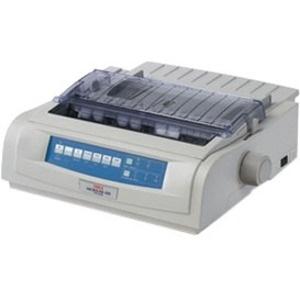Oki MICROLINE ML720 9-pin Dot Matrix Printer - Monochrome - Energy Star