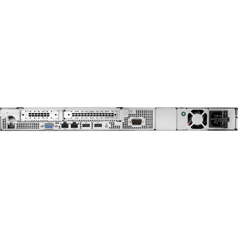 HPE ProLiant DL20 G10 1U Rack Server - 1 x Intel Xeon E-2236 3.40 GHz - 16 GB RAM - Serial ATA/600 Controller