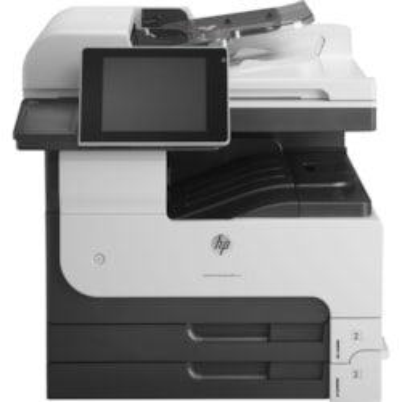 HP LaserJet M725 M725DN Laser Multifunction Printer - Monochrome