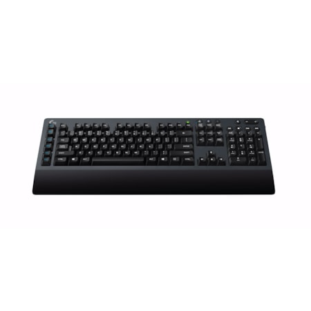 Logitech G613 Keyboard - Wireless Connectivity - USB Interface - Black