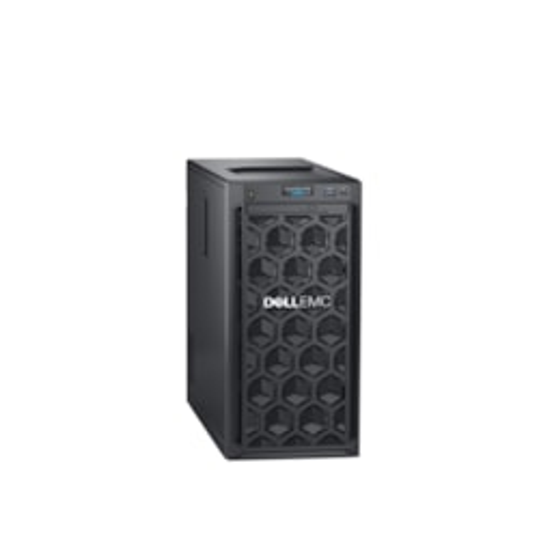 Dell EMC PowerEdge T140 Mini-tower Server - 1 x Intel Xeon E-2224 3.40 GHz - 8 GB RAM - 1 TB HDD - Serial ATA, 12Gb/s SAS Controller