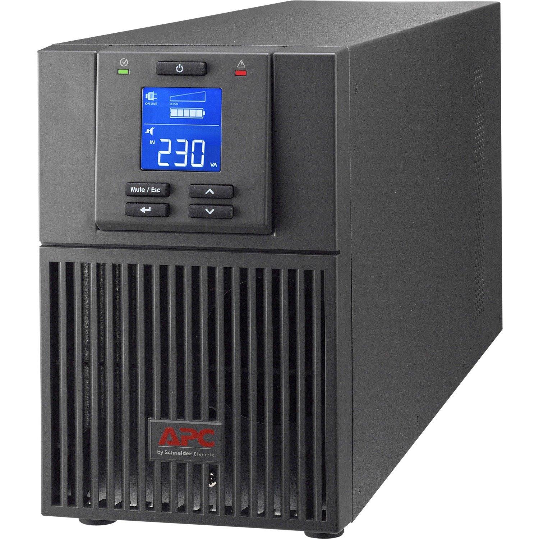 APC by Schneider Electric Easy UPS SRV1KI Dual Conversion Online UPS - 1 kVA/800 W