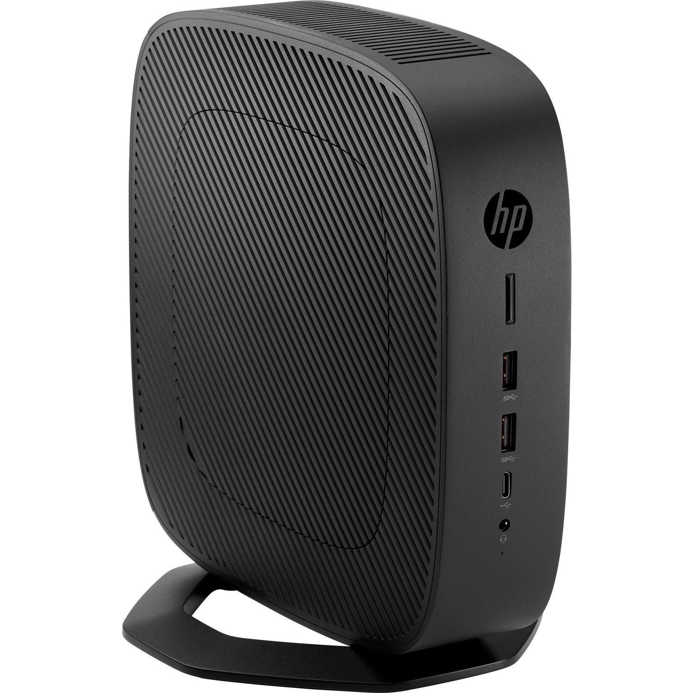 HP t740 Thin ClientAMD Ryzen V1756B Quad-core (4 Core) 3.25 GHz