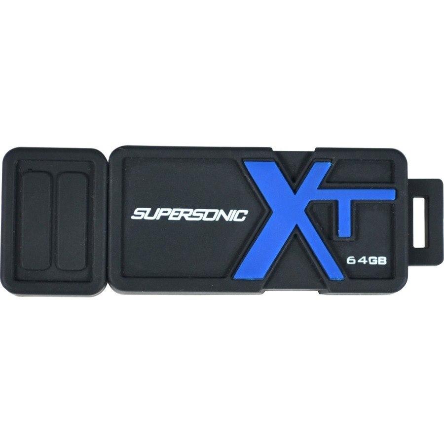 Patriot Memory Supersonic Boost XT 64 GB USB 3.0 Rugged Flash Drive