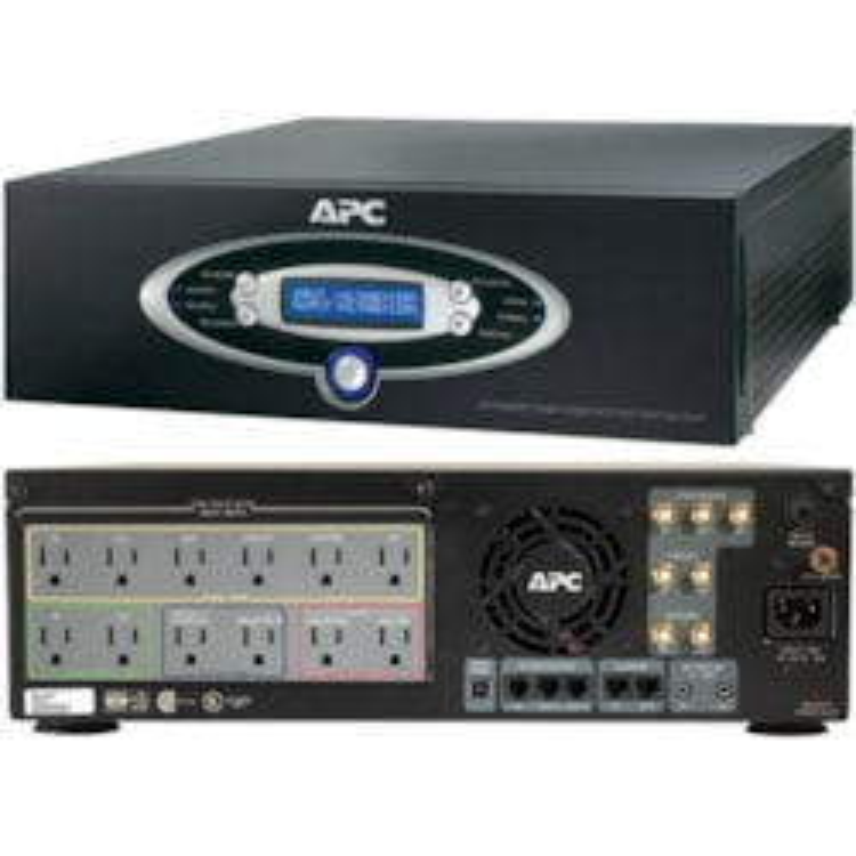 APC by Schneider Electric J Type 1500VA Desktop UPS