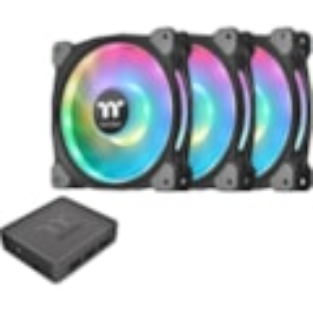 Thermaltake Riing Duo 14 Cooling Fan - Case